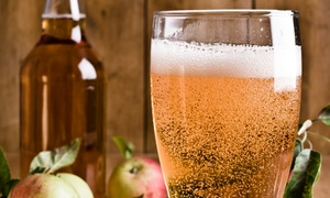 Downeast Cider House: Cider House Tour for Two or Four at Downeast Cider House (Up to 50% Off)