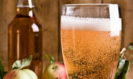 Cider House Tour for Two or Four at Downeast Cider House (Up to 50% Off)