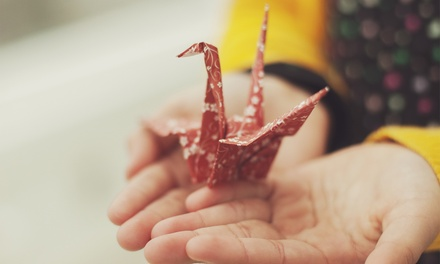 $19 for an Online Origami Made Easy Course from Dynamic E-Course ($280 Value)