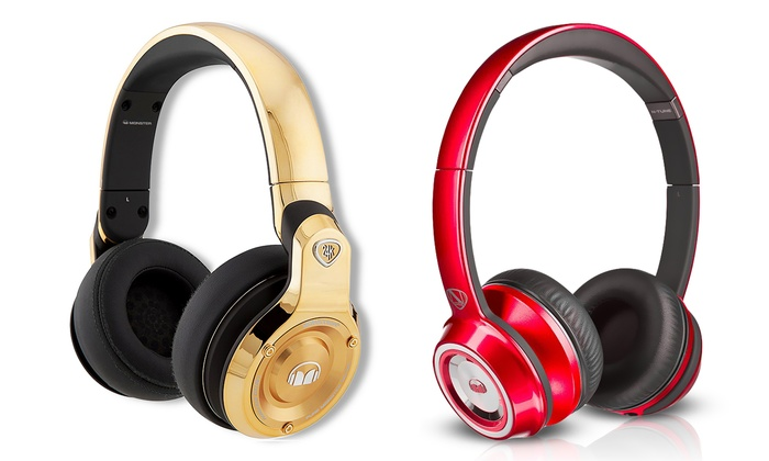 fe73ff2a0d1 Monster Ncredible Ntune On Ear Headphones Version 3 Review - Image ...