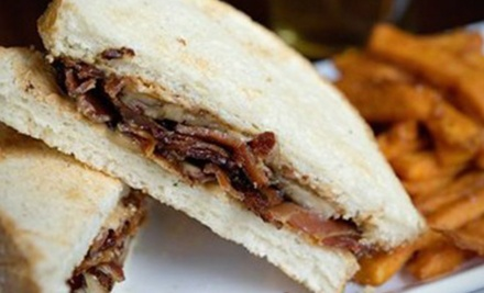 $15 for Lunch for Two at The 201 Bar (Up to $34.96 Value)