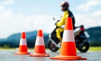 Three Motorcycle Lessons for £39 with CAM Rider Peterborough
