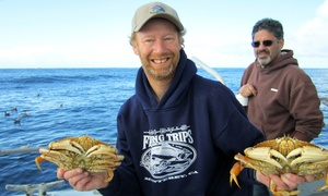 Randy's Fishing and Whale Watching Trips: $59 for a Crab Combo Fishing Trip from Randy's Fishing and Whale Watching Trips ($85 Value)
