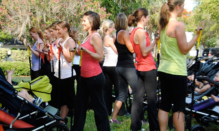 Baby Boot Camp - New Hartford: One or Two Months of Unlimited STROLLFIT Stroller Fitness Classes at Baby Boot Camp (Up to 50% Off)