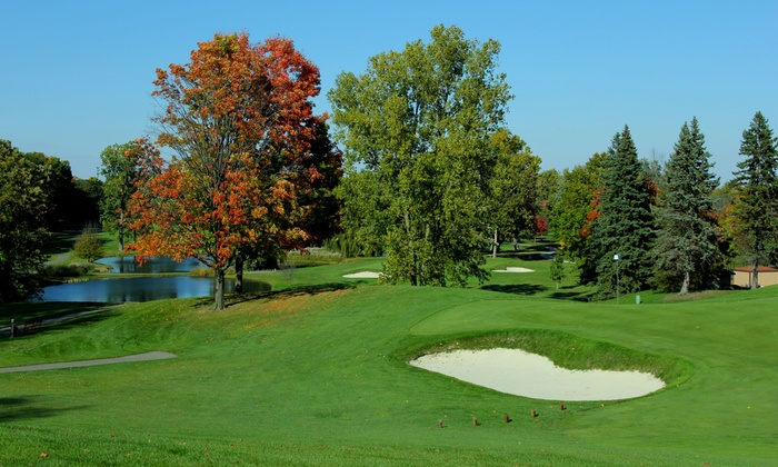 Walnut Hills - East Lansing: 18-Holes of Golf Plus Cart Rental for Two or Four at Walnut Hills (Up to 71% Off)