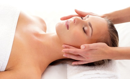 $67.99 for a Spa Package with Massage, Facial, and Hand and Foot Care at The Body Essential ($175 Value)