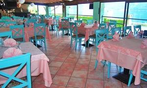 Avalon La Locanda Del Re: Menu di pesce e vino con vista sul Lago di Como per 2 o 4 persone da Avalon La Locanda Del Re (sconto fino a 61%)