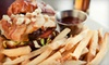 The Lodge Stage 81 - Robbinsdale - Crystal - New Hope: $20 for $40 Worth of Pub Fare at The Lodge of Robbinsdale