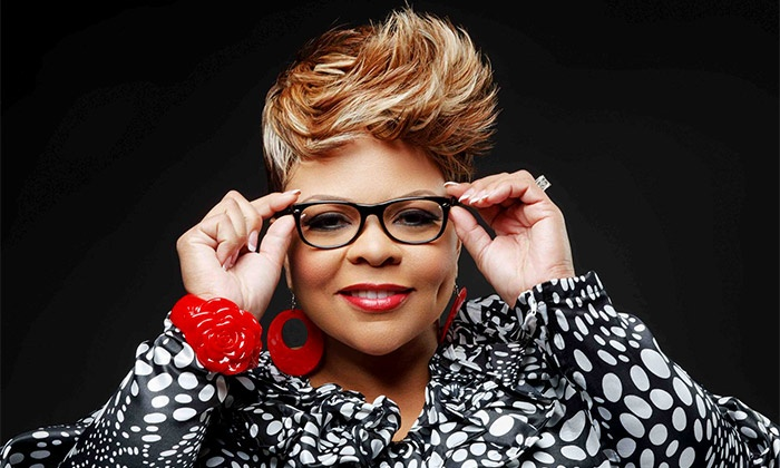 """""""Glory to God"""" Gospel Explosion feat. Tamela Mann - Greater Grace Temple: """"Glory 2 God"""" Gospel Explosion feat. Tamela Mann at Greater Grace Temple on April 17 at 6 p.m. (Up to 35% Off)"""