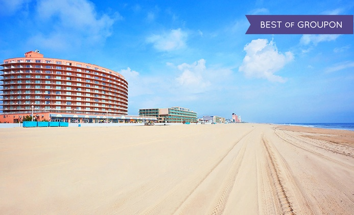 Family-Friendly Hotel on Ocean City Boardwalk