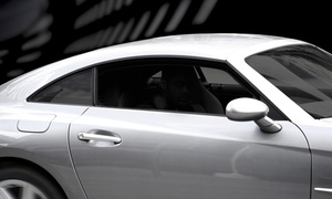 Solartek Window Tinting: Tinting on Two or Five Car Windows at Solartek Window Tinting (Up to 48% Off)