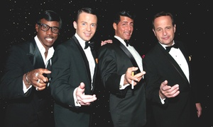 "$25 To See ""the Rat Pack Is Back"" At Hu Ke Lau On Saturday, December 14, At 4 P.m. (up To $57.75 Value)"
