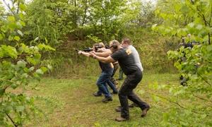 Akademia Obrony Saggita: Warsztaty strzelania bojowego od 279,99 zł w Akademii Obrony Saggita