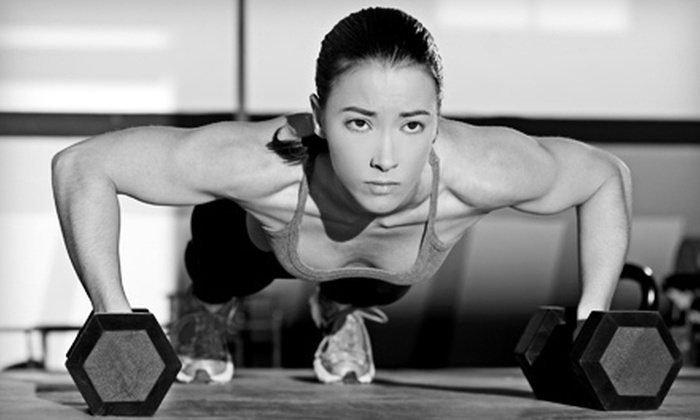 CrossFit Lehigh Valley - Allentown: 5 or 10 CrossFit Classes at CrossFit Lehigh Valley (Up to 75% Off)