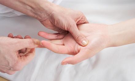 An 60-Minute Acupressure Massage at Easeful Movements Massage & Bodywork (50% Off)