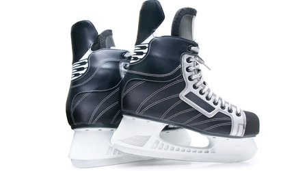 image for <strong><strong>Ice</strong> Skating</strong> and Skate Rental for 2 or 4 at Lynnwood <strong>Ice</strong> Center (Up to 45% Off)