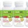 60 Capsules of Earth KOR Pure Garcinia Cambogia (1- or 4-Pack)