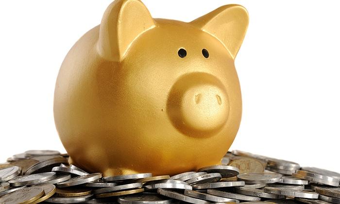 Happy Piggybank Company - Tarzana: Personal Tax Return Filing from Happy Piggybank Company (Up to 57% Off)