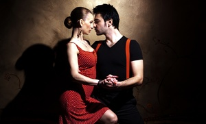 Premier Dance: Two Private Ballroom-Dance Lessons with Optional Group Lessons at Premier Dance (Up to 60% Off)