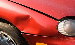 Goodrich Collision Repair Center: Headlight Restoration or $200 Worth of Repair Services at Goodrich Collision Repair Center (Up to 75% Off)