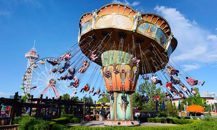 Elitch Gardens Theme Water Park In Denver Co Livingsocial