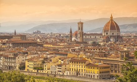 ✈ Rome, Florence and Venice: 6 or 9 Nights with Return Flights at Choice of Hotels*