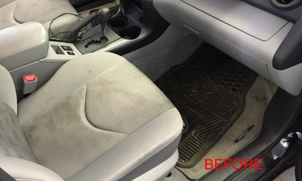 Up to 51% Off Interior & Exterior Detailing at Total Package Detailing Services
