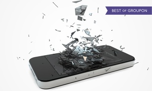 Dr. Cell Phone: Cracked Screen Repair for iPad 2, 3, 4, or Mini at Dr. Cell Phone (Up to 44% Off)