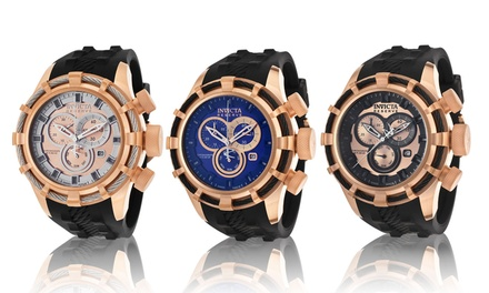 Invicta Bolt Swiss Chronograph Watches