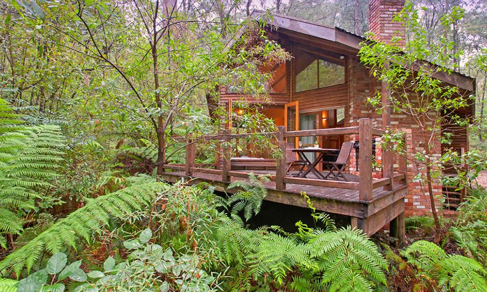 Yarra Valley雨林健康度假之旅,两人两晚只需$469起(价值$1240)