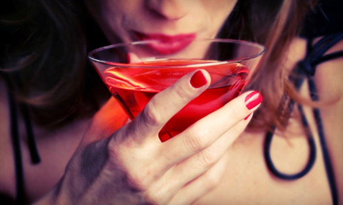 Club Kiss Salon & Spa - Castleberry Hill: One or Three Mani-Pedis at Club Kiss Salon & Spa (55% Off)