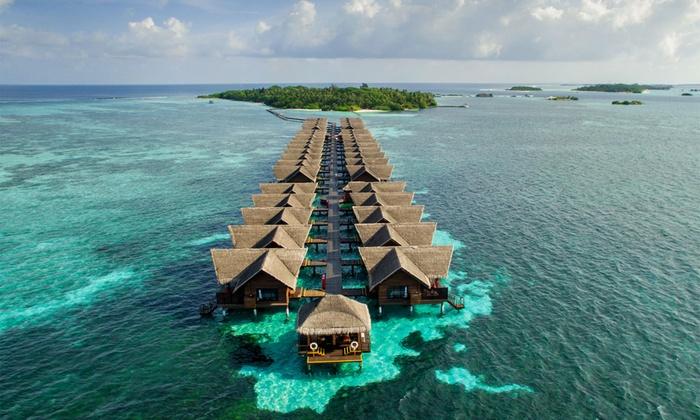 7 Day Dubai And Maldives Vacation With Hotels And Air