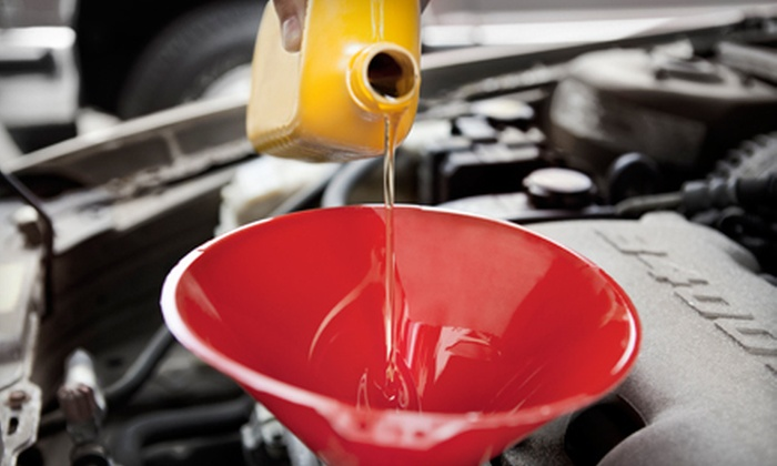 Murray GM - Fraser Valley Automall - Mt. Lehman: $24 for Conventional Lube, Oil, and Filter Service at Murray GM - Abbotsford ($50 Value)