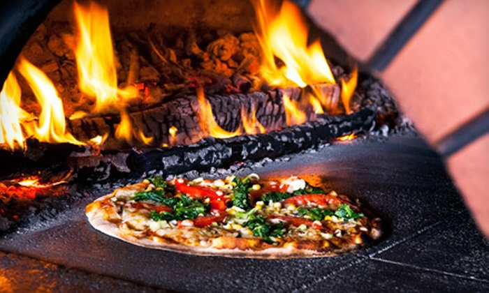 Randy's Wooster St. Pizza Shop - Southington: $10 for $20 Worth of Pizza, Appetizers, and Soda at Randy's Wooster St. Pizza Shop in Southington