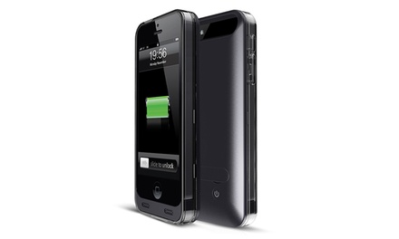 Urge iPhone 5/5S 2,400mAh Extended Battery Case with Kickstand