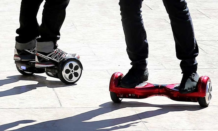 South Beach Hoverboard Rentals - Miami: Two-Hour Hoverboard Rental for Two or Four from South Beach Hoverboard Rentals (Up to 57% Off)