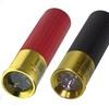 Bullet-Shaped 9-LED Flashlight Two-Pack
