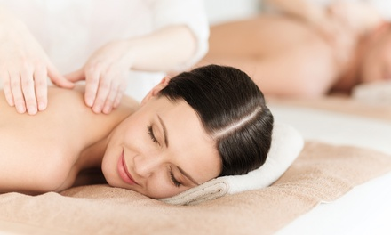$85 for 60-Minute Couple's Massage Package at Wills Holistic Studio ($190 Value)