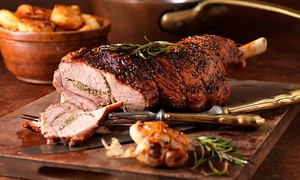 Tentate: Desde $649 por pata de cerdo o ternera para 20 o 30 personas + salsas + panes en Tentate