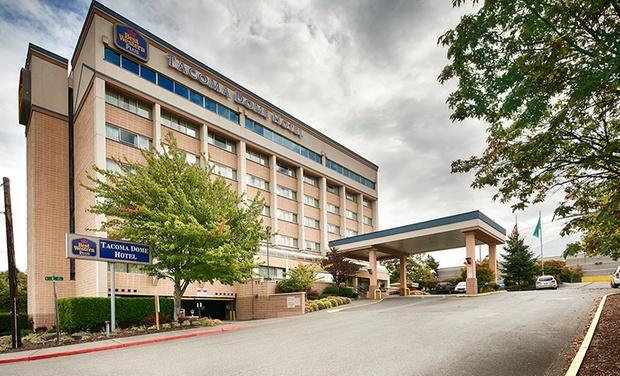 Best Western Plus Tacoma Dome Hotel Tacoma Wa