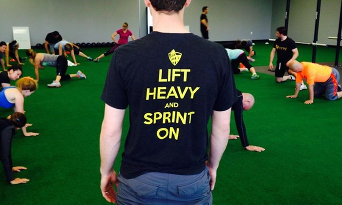 Training For Warriors - South Metro - Savage: Five Boot-Camp Classes at Training For Warriors - South Metro (50% Off)