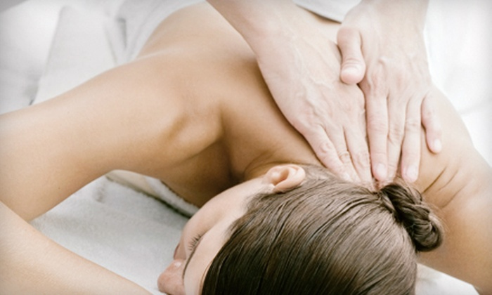 We Got Your Back Chiropractic - Houston: Massage Package or Chiropractic Package at We Got Your Back Chiropractic (Up to 86% Off). Four Options Available.