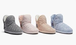 Muk Luks Women's Slippers | Groupon Exclusive (Size M)