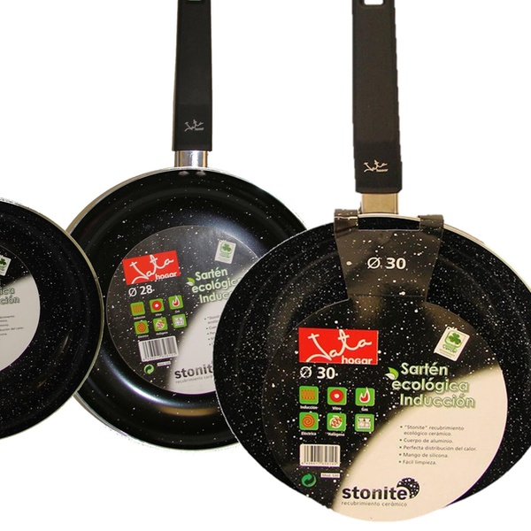 Jata Three-Piece Induction Frying Pan Set for £21.98