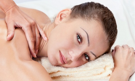 One or Two 60-Minute Massages with Aromatherapy at Gould's Massage Express (Up to 45% Off)