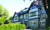 Alison Park Hotel - Buxton: Peak District: 1 to 3 Nights for Two with English Breakfast and Two-Course Dinner at Alison Park Hotel