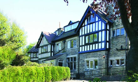 Peak District: 1 to 3 Nights for Two with English Breakfast and Dinner at Alison Park Hotel