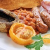 English Breakfast with Hot Drinks