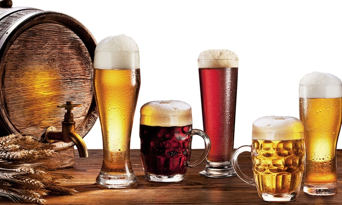 Adventures in Home Brewing - Multiple Locations: Beer-Brewing Basics Class for One, Two, or Four from Adventures in Home Brewing (Up to 61% Off)