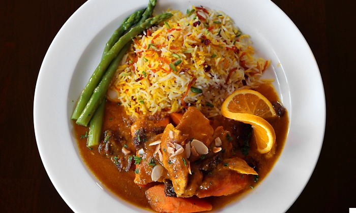 Shiraz Grille - Grand Rapids: Persian and Mediterranean Cuisine at Shiraz Grille (Up to Half Off). Two Options Available.
